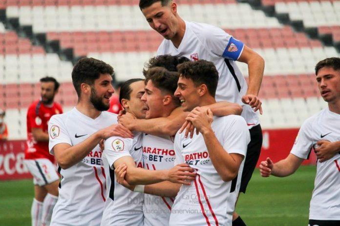 Cambio radical en el Sevilla Atlético de Paco Gallardo