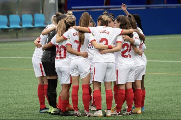 Partido Sevilla FC Femenino