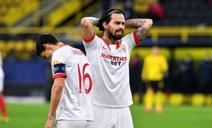 Diez datos que deja el Sevilla FC en su partido en Dortmund
