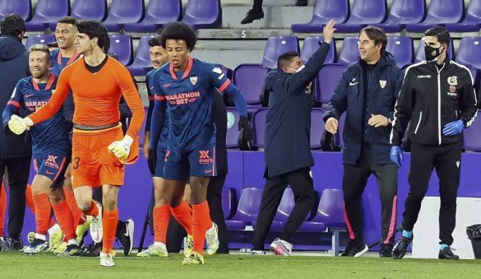 Bono se puso la capa para rescatar a un Sevilla FC desfondado