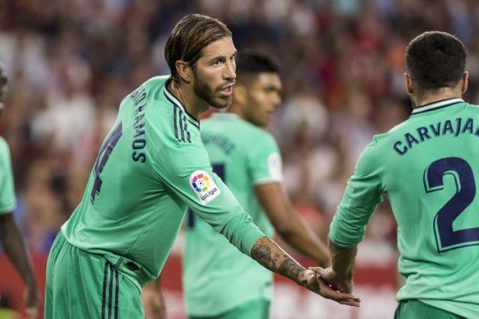 Sergio Ramos: «Soy del Sevilla FC y moriré siendo del Sevilla FC»
