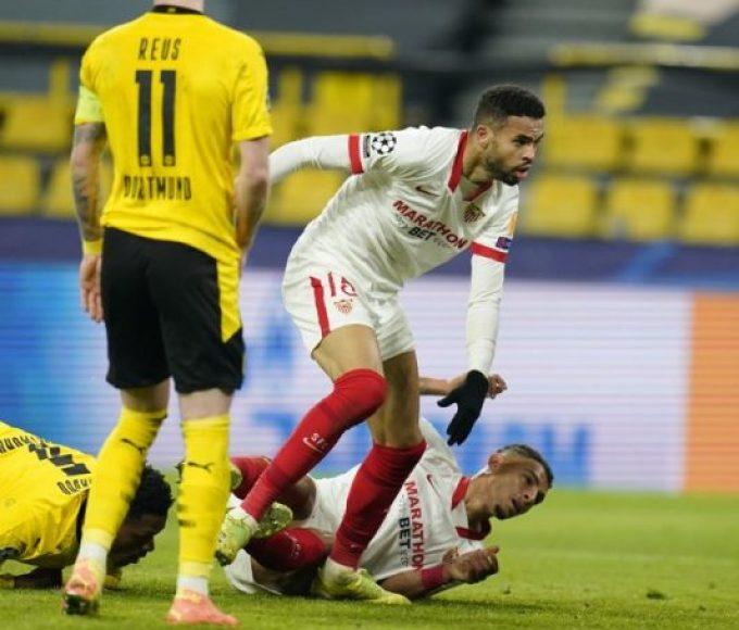 partido Sevilla FC Borussia