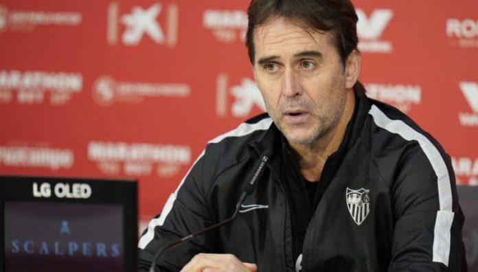 Julen Lopetegui, la Real Sociedad y las cuentas para la Champions