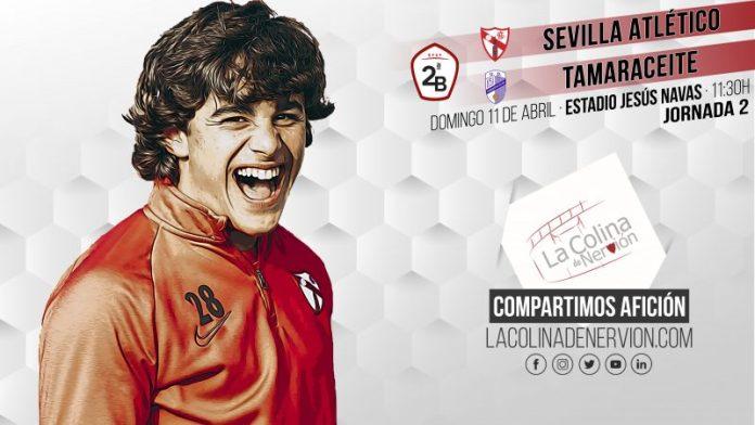 El Sevilla Atlético busca afianzar los puestos de ascenso