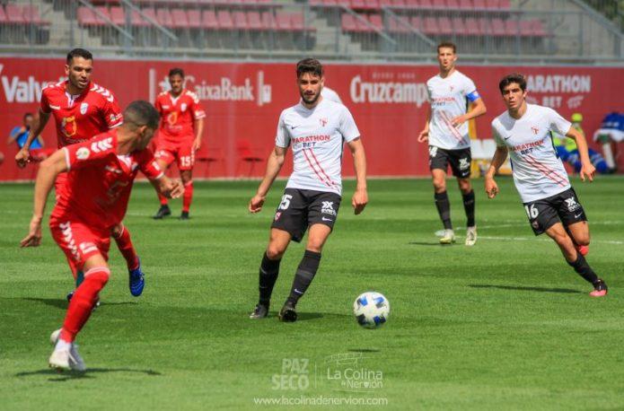 El Sevilla Atlético, a una victoria de alcanzar la Primera RFEF