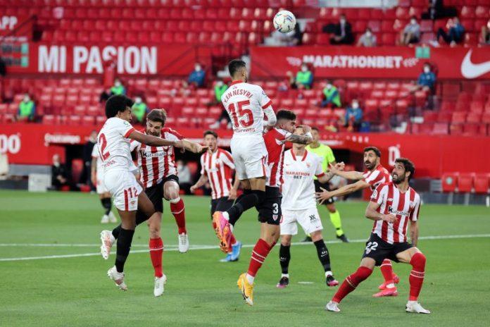 partido Sevilla fc athletic club
