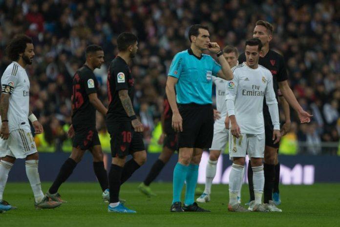 El Sevilla FC recela del arbitraje ante el Real Madrid