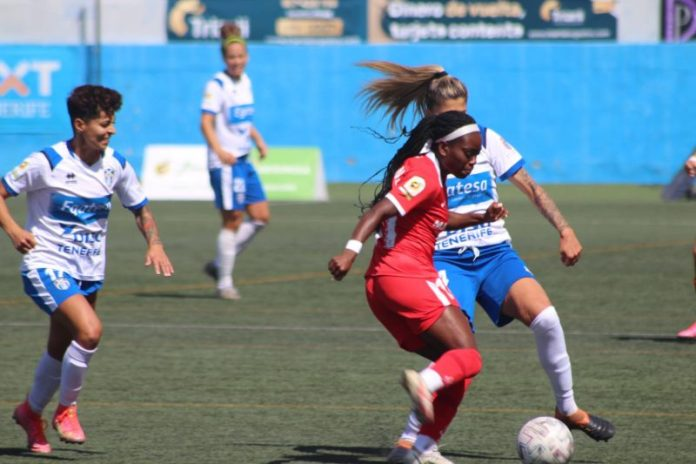 Partido Sevilla FC Femenino Granadilla Tenerife