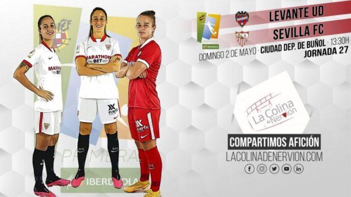 Previa del partido entre el Sevilla FC Femenino y el Levante UD
