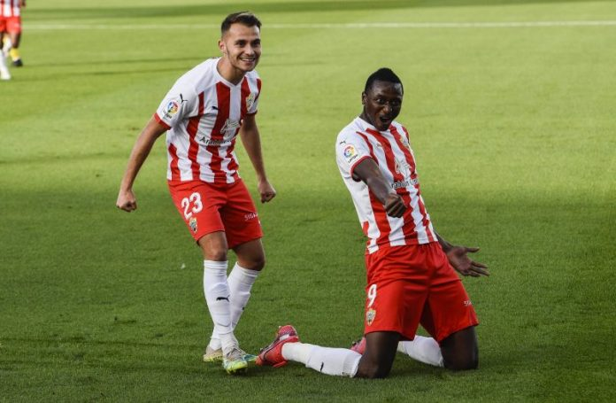 El Sevilla FC, en la pole por Umar Sadiq