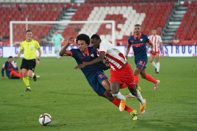 El Sevilla FC es la primera opción de Umar Sadiq