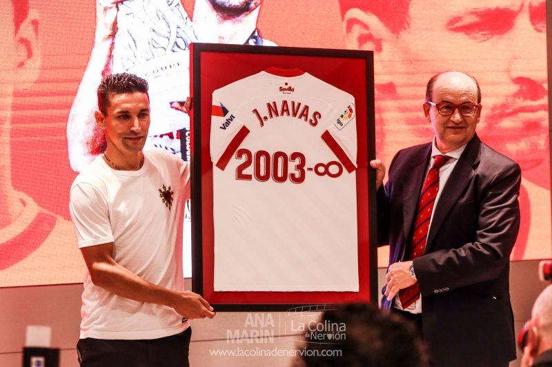 Jesús Navas Renovación Sevilla FC noticias