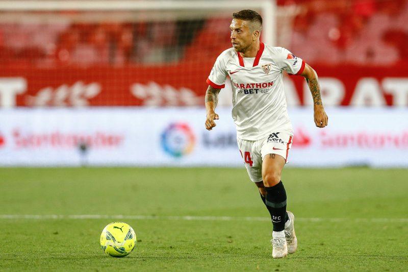 Sevilla FC Fichajes marcos acuña AC Milan Papu Gómez