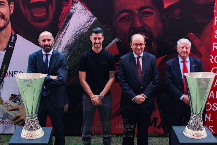 Monchi: «Sergio nos ayudó y, sobre todo, me ayudó»