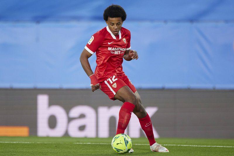 Sevilla FC fichajes manchester united Jules Koundé