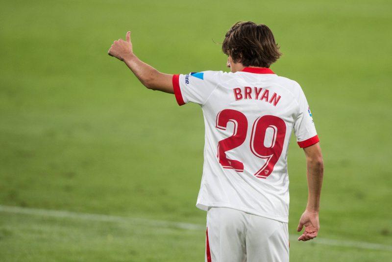 Sevilla FC José Antonio Reyes fichajes Bryan Gil