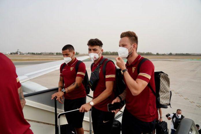 El Sevilla FC ya está en Alicante con la novedad de Lluís Aspar