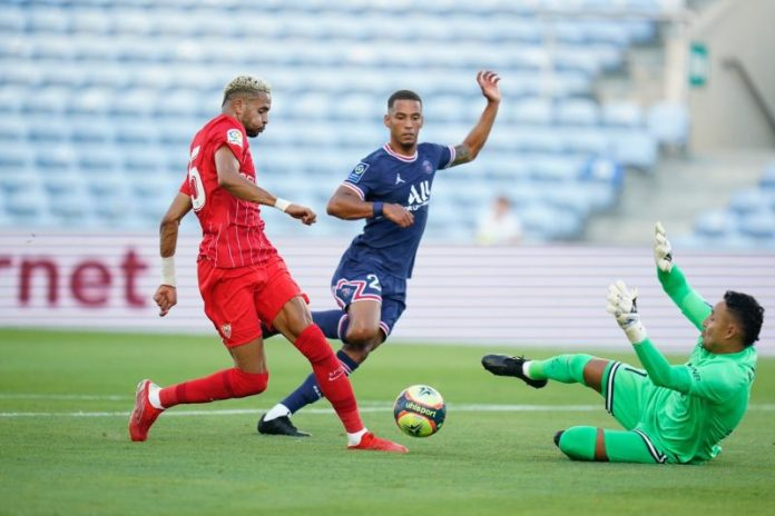 Sevilla FC y PSG firman el empate