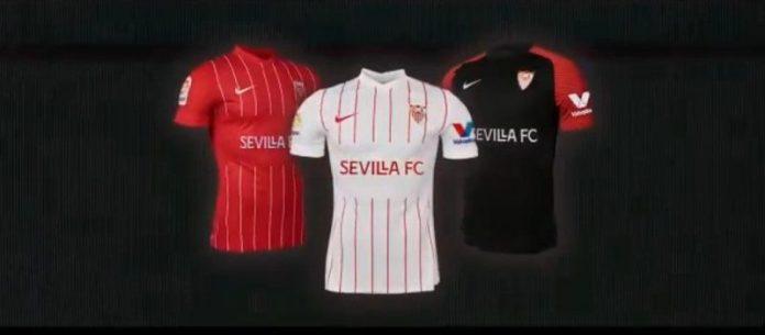 El Sevilla FC presenta unas nuevas camisetas rompedoras
