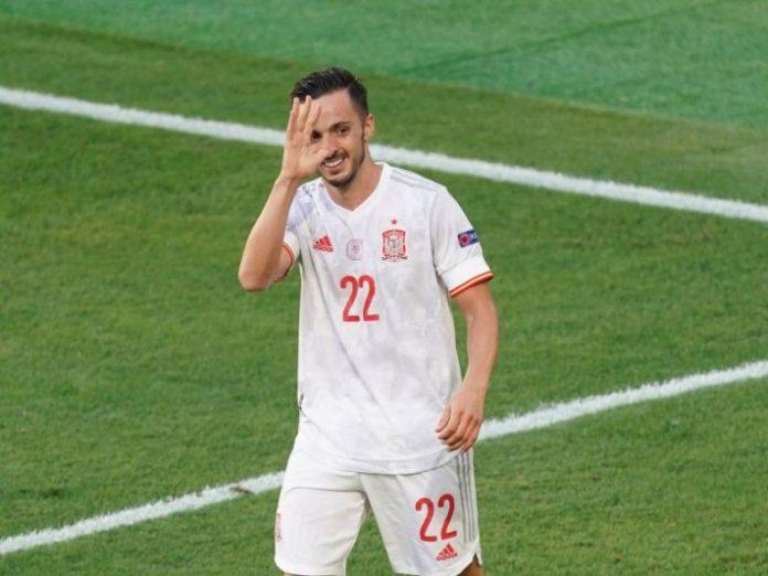 Pablo Sarabia, ausente en el PSG, se acerca al Sevilla FC