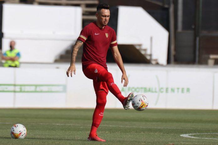 El Liverpool mira hacia Lucas Ocampos antes del fin del mercado