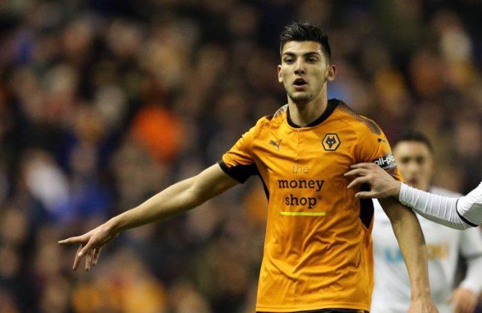 Rafa Mir se despide del Wolverhampton
