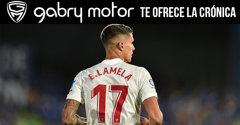 partido Sevilla FC getafe cf noticias fichajes erik lamela