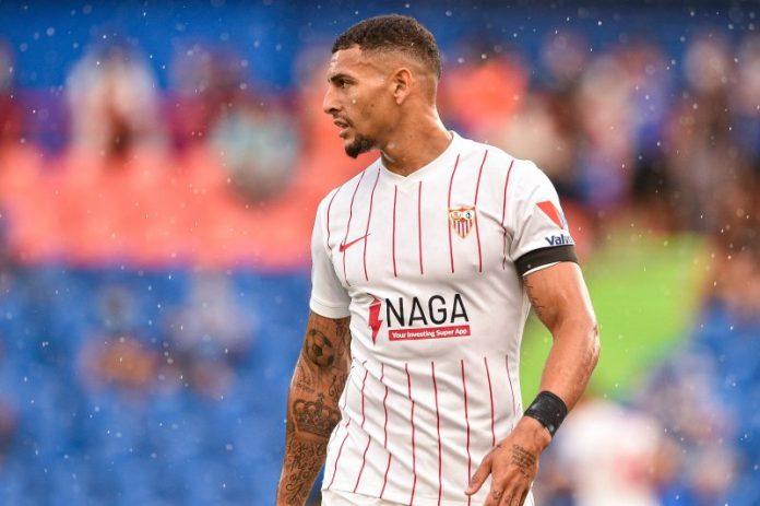 Diego Carlos: «Koundé está con la cabeza en el Sevilla FC»