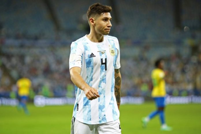 El Sevilla FC acuerda con River Plate el traspaso del argentino Gonzalo Montiel