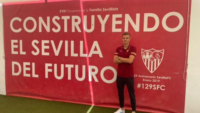 El Sevilla Atlético se refuerza con Marius Herzig