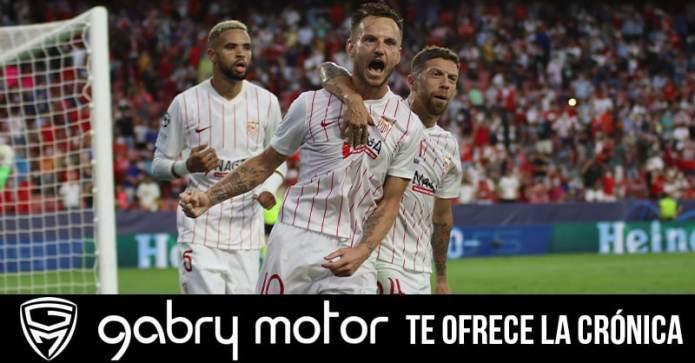 El RB Salzburg amarga el estreno del Sevilla FC en Champions