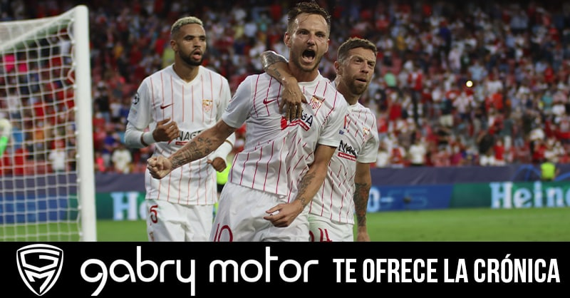 Sevilla FC UEFA Champions League noticias RB Salzburgo Sevilla Fútbol Club