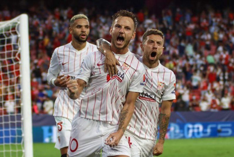 ivan UEFA Champions League rakitic sevilla fc noticias
