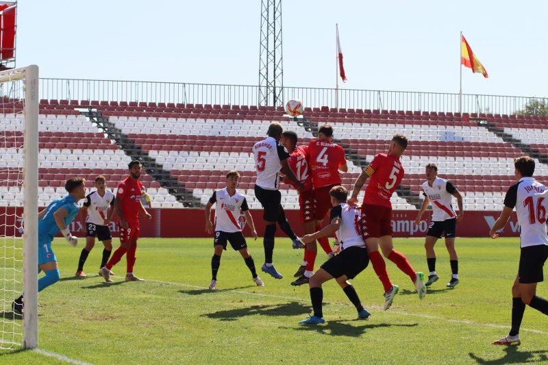 Segunda Primera RFEF división B Sevilla atlético FC