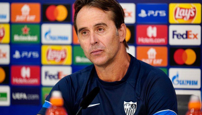 rb salzburg UEFA Champions League Sevilla FC noticias julen lopetegui sevilla fútbol club