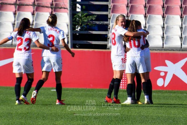 Sevilla FC liga iberdrola Femenino madrid cff