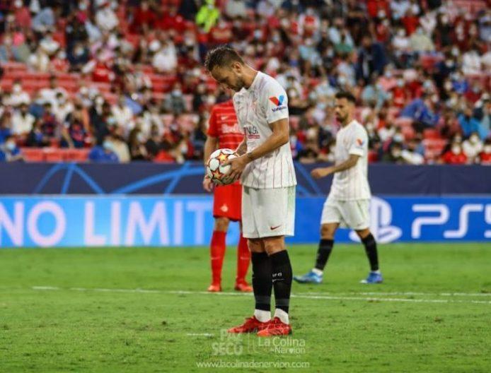 Los señalados del Sevilla FC ante el RB Salzburg