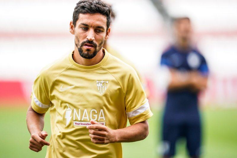 jesús julen lopetegui navas Sevilla Fútbol Club uefa champions league sevilla fc noticias partido rb salzburg