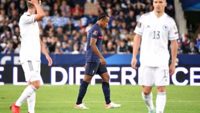 Jules Koundé regresa antes de lo previsto