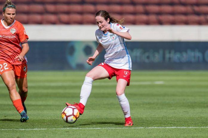 Michele Vasconcelos llega cedida al Sevilla FC Femenino