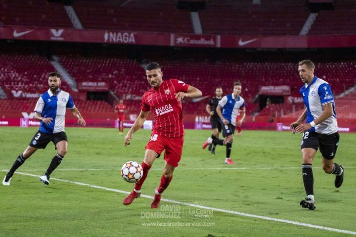El resurgir de Óscar Rodríguez en el Sevilla FC