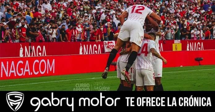 El Sevilla FC engrasa la maquinaria a costa del Valencia CF