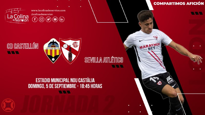 segunda división b primera rfef Sevilla FC Noticias