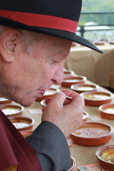 Festival del Arroz con leche