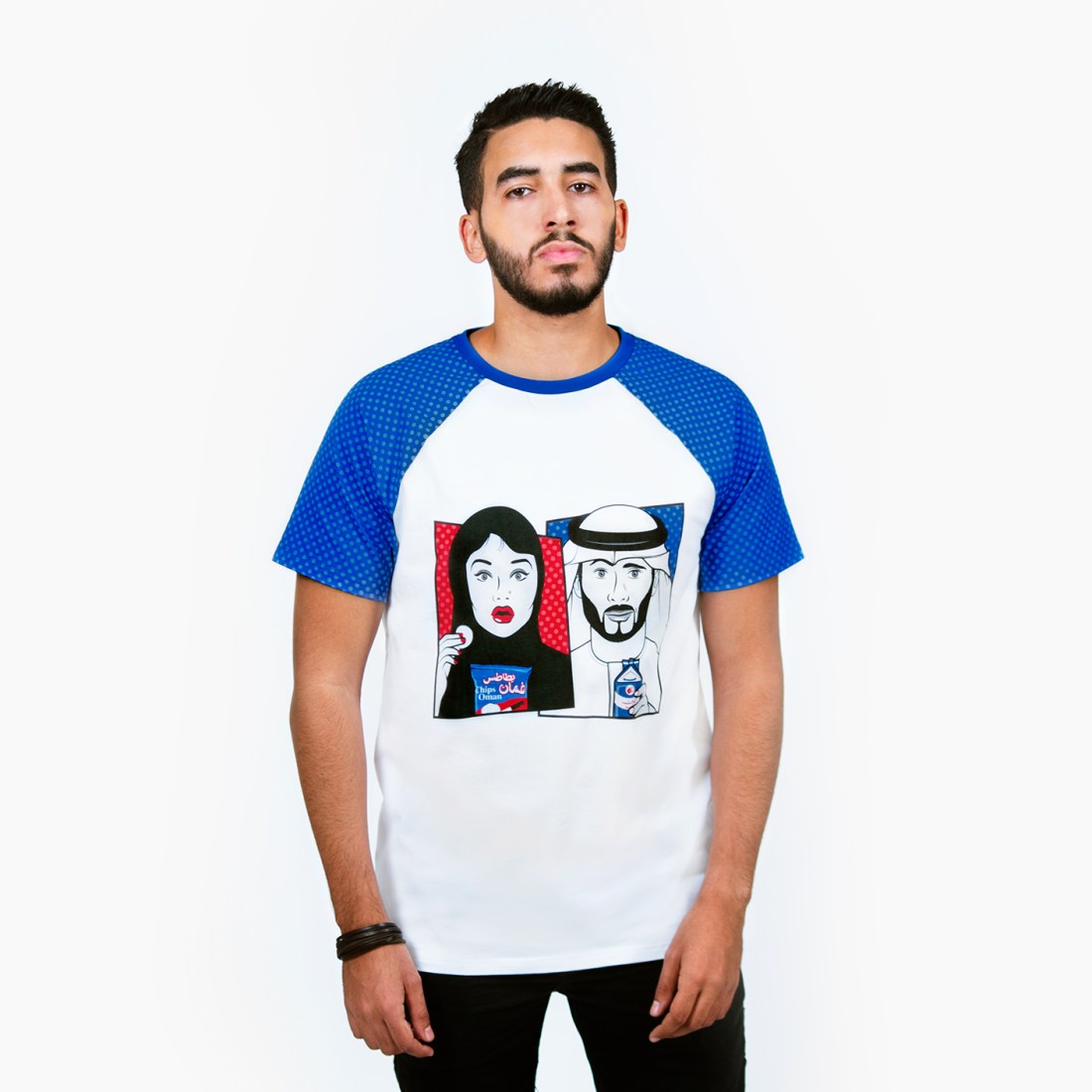 Perfect Match T-shirt by La Come Di