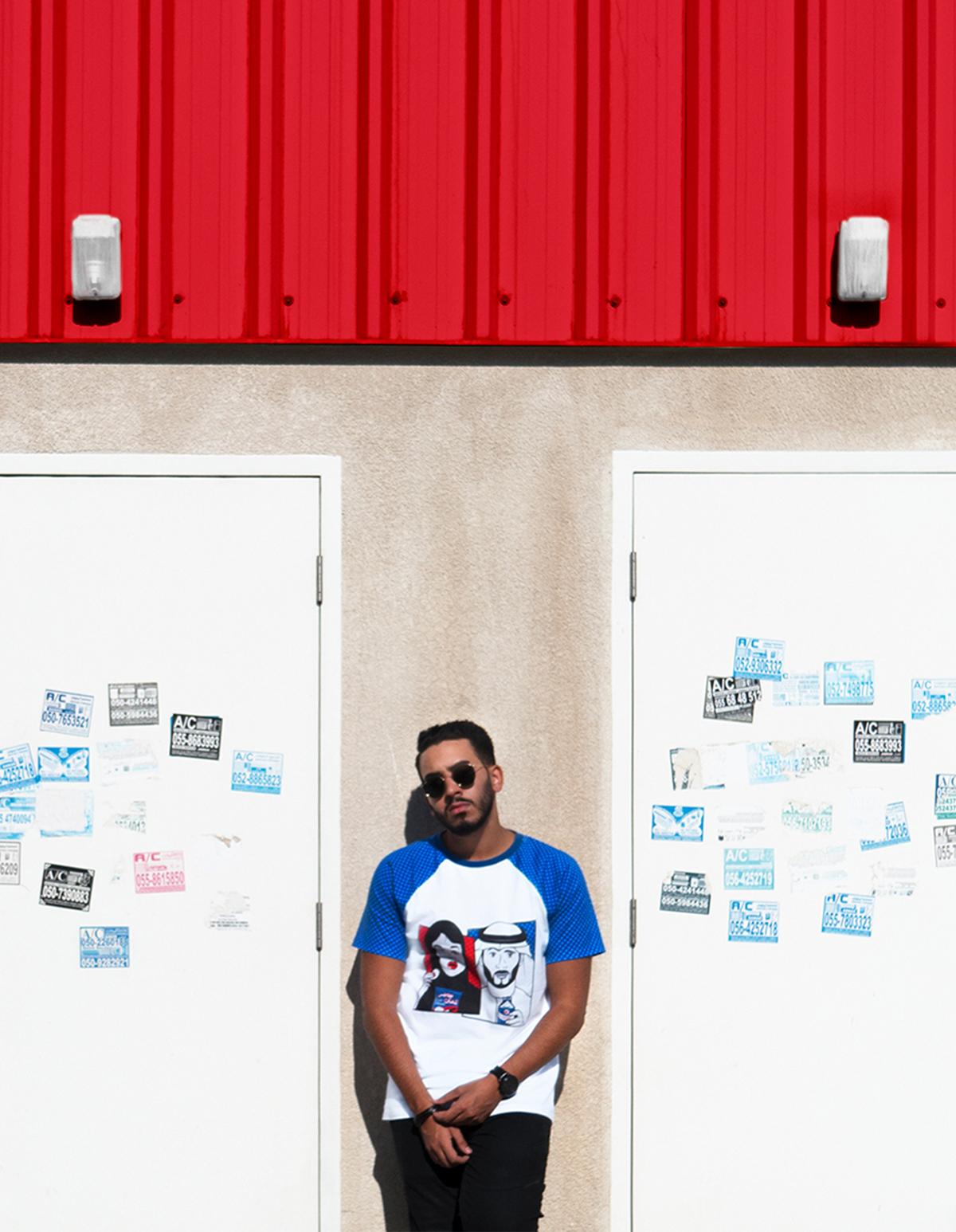 Perfect Match T-shirt by La Come Di