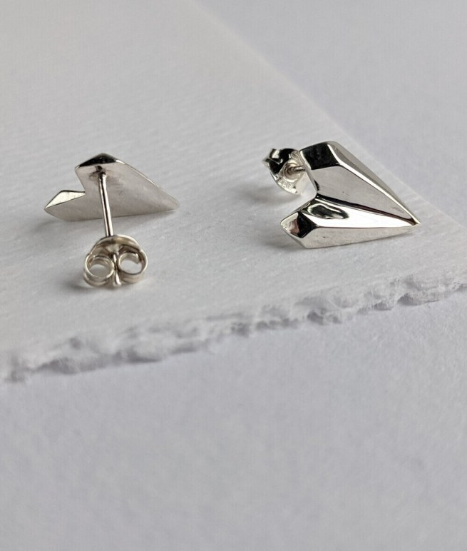 silver-heart-shaped-earrings-front-view