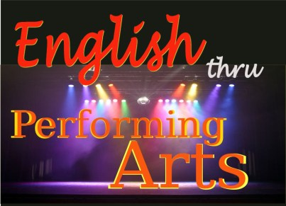 English thru performing arts