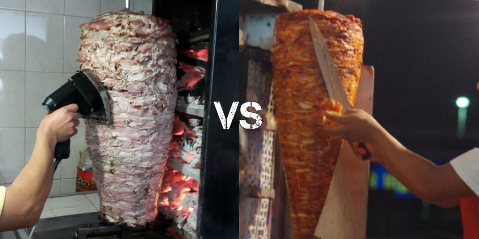 foto cortadora de carne vs cuchillo ahorra