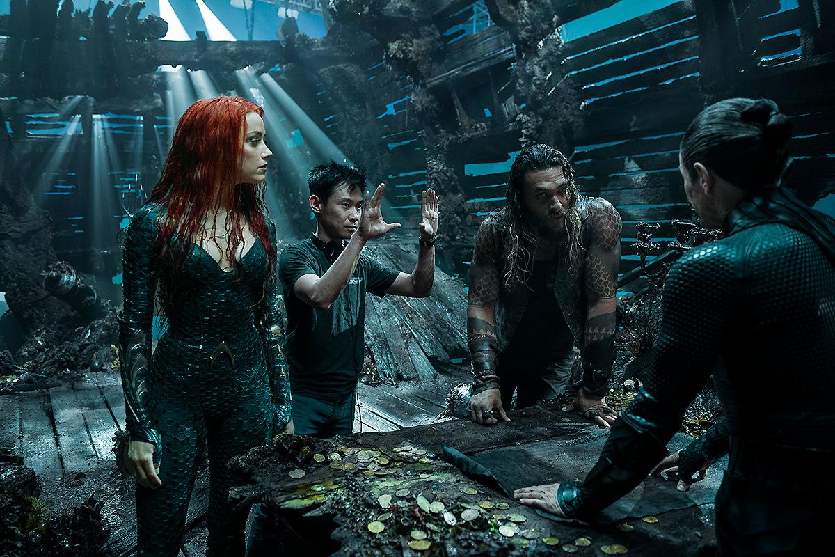 James Wan revela un gran guiño en Aquaman